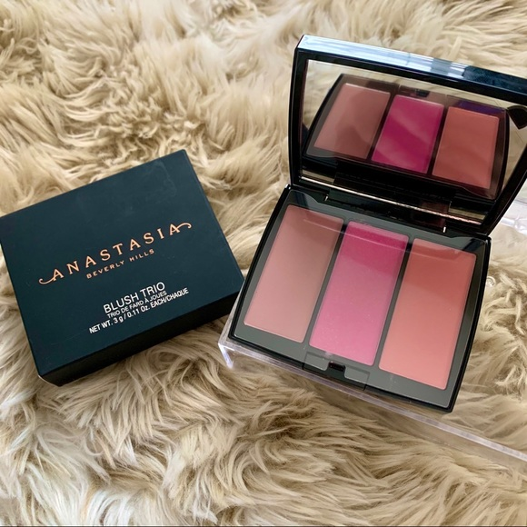 Anastasia Beverly Hills Other - BNIB, ANASTASIA BEVERLY HILLS, Blush Trio